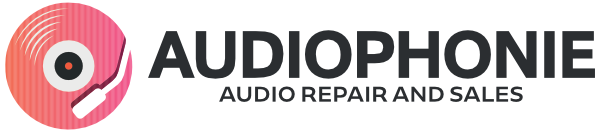 Audiophonie Logo - English