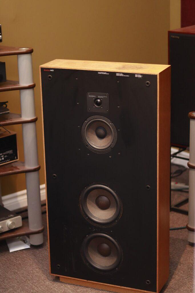 Boston Acoustics - Boston A400 1